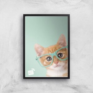 Studio Pets Ray Ben Giclee Art Print