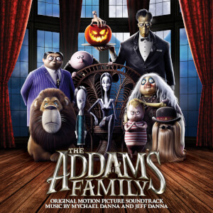 Enjoy The Ride The Addams Family Soundtrack Colour LP