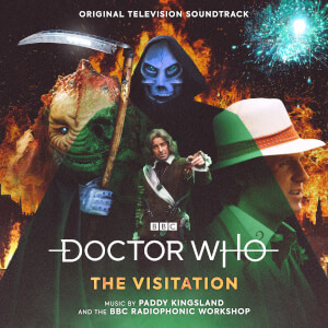 Silva Screen Doctor Who: The Visitation LP
