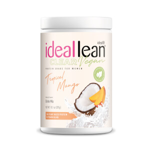 IdealFit Clear Vegan Isolate - Tropical Mango - 20 Servings