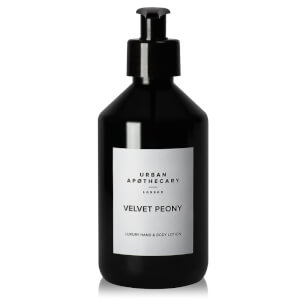 Urban Apothecary Velvet Peony Luxury Hand & Body Lotion 300ml