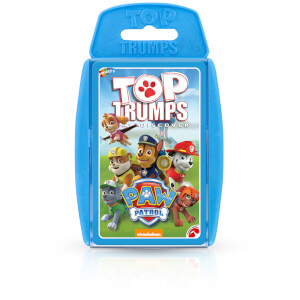 Top Trumps Card Game - Paw Patrol Edition