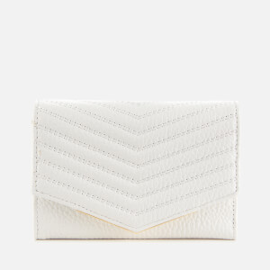 Ted Baker Women's Jensina Quilted Purse - Ivory