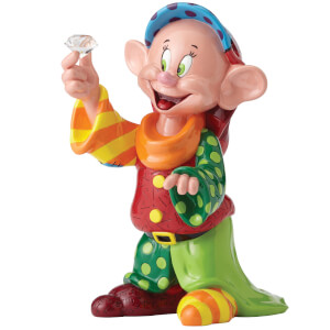 Enesco Disney Britto Dopey 80th Anniversary Piece 29cm