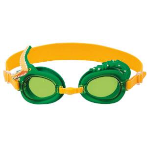 Sunnylife Kids Swim Goggles - Croc - 3-9 Years