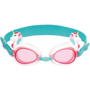 Sunnylife Kids Swim Goggles - Unicorn - 3-9 Years