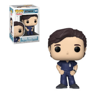 Grey's Anatomy Derek Shepherd Funko Pop! Vinyl