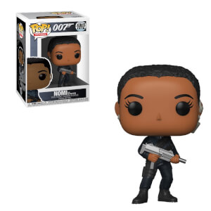 James Bond No Time To Die - Nomi Funko Pop! Vinyl