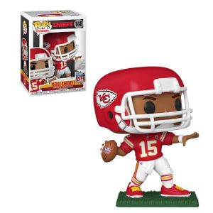 NFL Kansas City Chiefs Patrick Mahomes Figura Pop! Vinyl