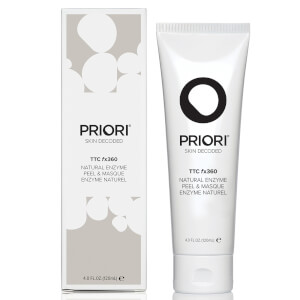 PRIORI Skincare TTC fx360 Natural Enzyme Peel and Masque 50ml
