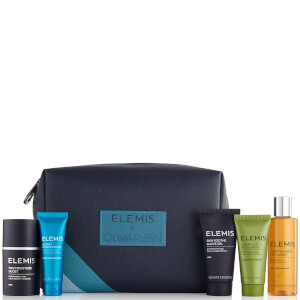 Elemis Limited Edition Olivia Rubin Travel Collection Gift Set for Him (Worth £62.00)
