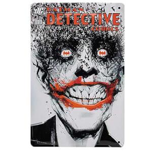 DC Comics Detective Comics #880 Tin Plate Poster