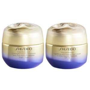 Shiseido Vital Perfection Day Cream to Night Bundle