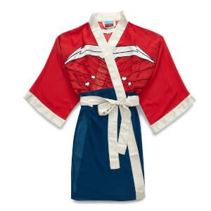 Robe de Chambre Kimono Wonder Woman