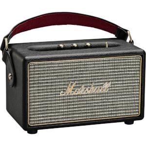 Marshall Kilburn Black Bluetooth Speaker - EU Plug