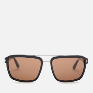 Tom Ford Men's Anders Sunglasses - Black
