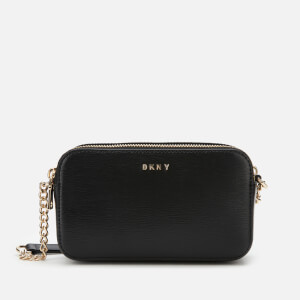 DKNY Women's Bryant Sutton Camera Bag - Black/Gold