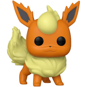 Pokemon Flareon Funko Pop! Vinyl