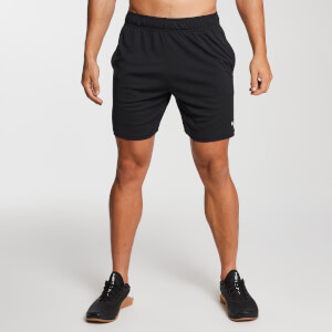 Pantaloncini Training Essential Lightweight Jersey - Nero