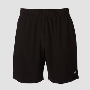 Essentials Woven Training Shorts (herr) - Svart