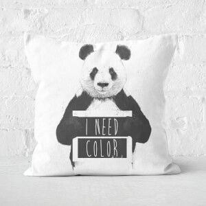 I Need Color Cushion Square Cushion