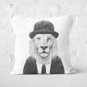 Sir Lion Cushion Square Cushion