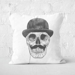 Gentlemen Never Die Cushion Square Cushion