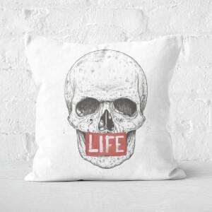 Life Cushion Square Cushion