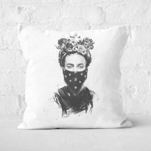 Rebel Girl Cushion Square Cushion