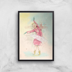 Dancing Queen Giclee Art Print