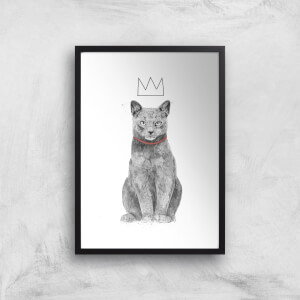 King Of Everything Print Giclee Art Print