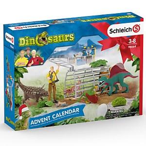 Calendrier de l'Avent Dinosaures Schleich 2020