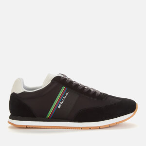 PS Paul Smith Men's Prince Running Style Trainers - Black