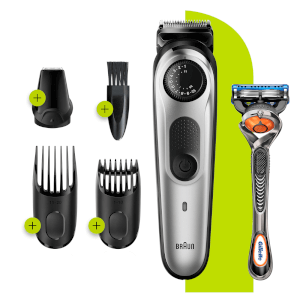Beard Trimmer 5 - 3 Attachments