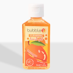 Bubble T Hand Cleansing Gel - Mango 50ml