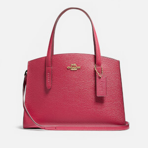 Coach Women's Charlie 28 Carryall Bag - Bright Cherry Multi