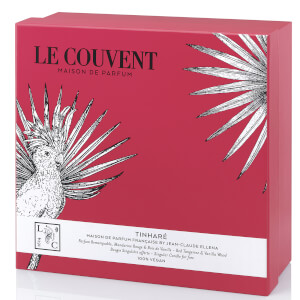 Le Couvent Remarkable Perfume Tinharé and Candle Louis Feuillée Coffret (Worth £80.00)