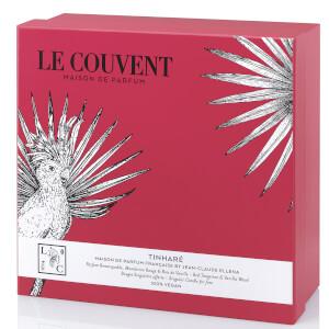 Le Couvent Remarkable Perfume Tinharé and Candle Louis Feuillée Coffret