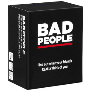 Bad People Base Card Game