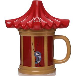 Mulan Shaped Cri-Kee Mug