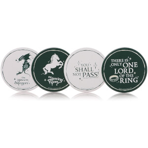 Lord of the Rings Coaster Set