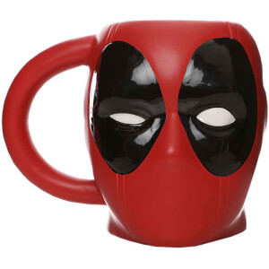 Deadpool Shaped Mug