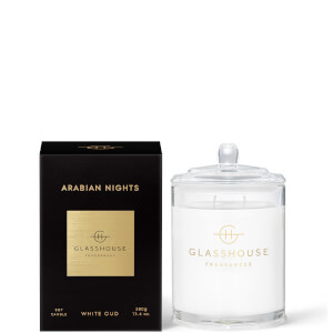 Glasshouse Arabian Nights Candle 380g