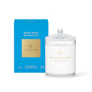 Glasshouse Bora Bora Bungalow Candle 380g
