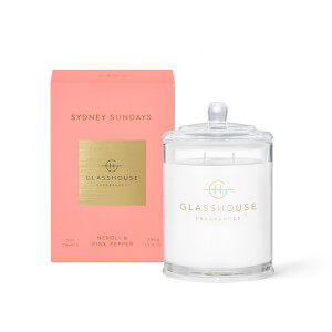 Glasshouse Sydney Sundays Candle 380g