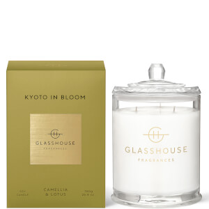 Glasshouse Fragrances Kyoto In BloomCandle 760g