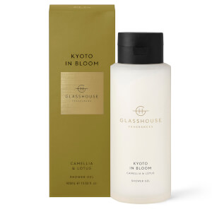 Glasshouse Kyoto in Bloom Shower Gel 400ml