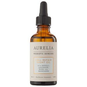 Aurelia Probiotic Skincare Cell Repair Night Oil 1.69 oz