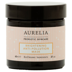 Aurelia Probiotic Skincare Brightening Anti-Pollution Mask 2 oz