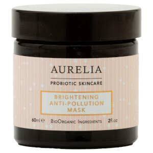 Aurelia Probiotic Skincare Brightening Anti-Pollution Mask 2 oz